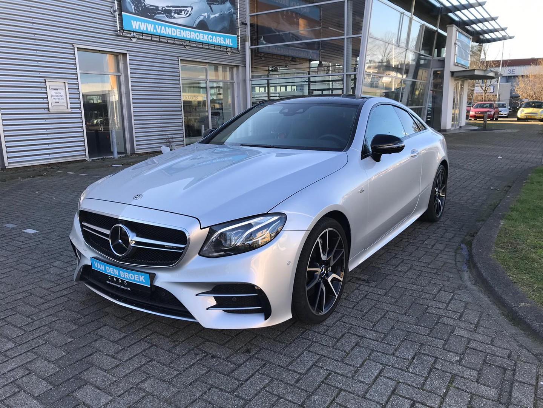 Mercedes-benz E-klasse Coupé 53 amg 4matic. drive assistant / np 147.000