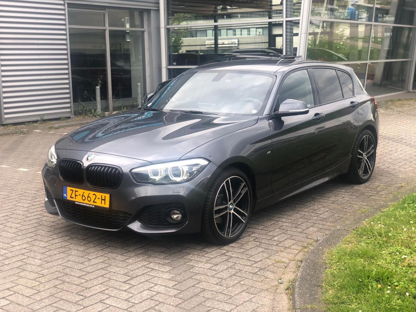 "Bmw 1 serie 120i high executive sport / navi pro / 18"" / leder"