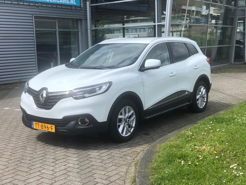 Renault Kadjar 1.2 tce intens navi / climate / trekhaak / nette auto /