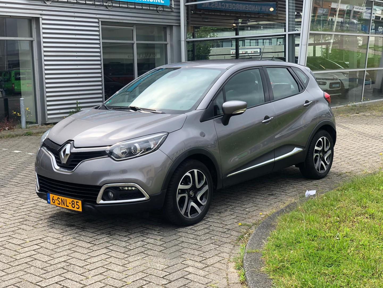 Renault Captur 1.2 tce dynamique n.a.p / climate / navi / parkeersensoren / afn trekhaak /