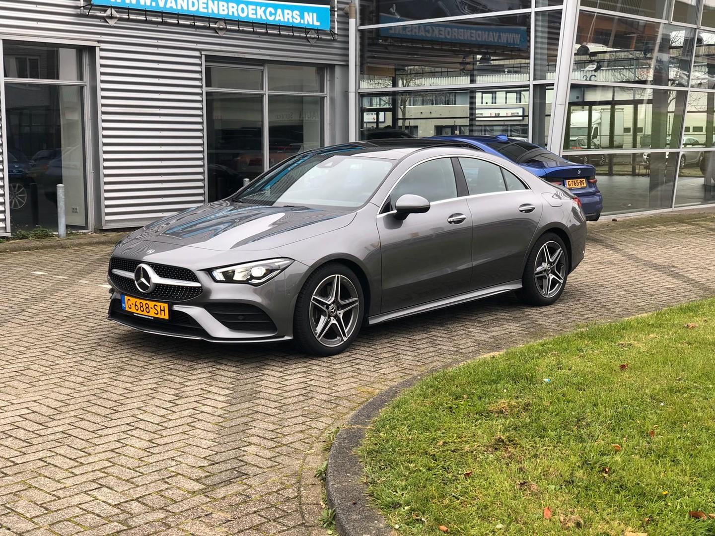 Mercedes-benz Cla-klasse 200 amg / pano / ambient / keyless,mirror,parking,seat,light package / volvolvol nieuw model