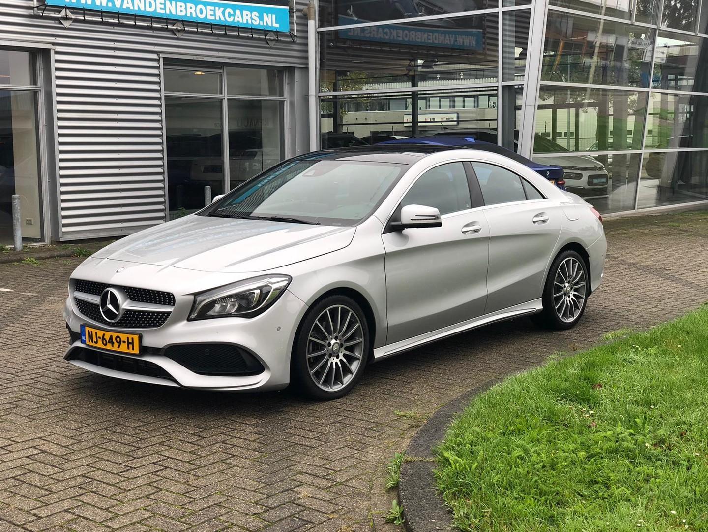 Mercedes-benz Cla-klasse 200 prestige amg / navi / pano / climate / nieuwstaat /