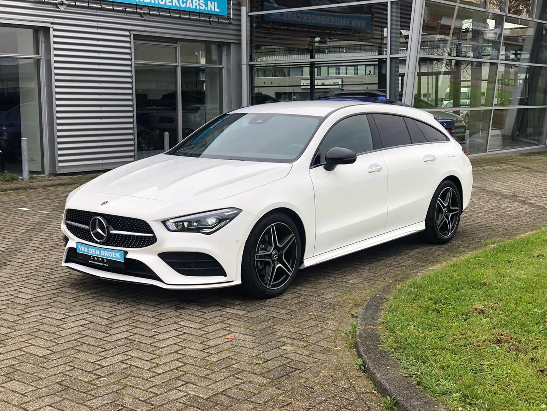 Mercedes-benz Cla-klasse Shooting brake 180 amg / widescreen / sfeer verlichting / 18' / nieuwstaat