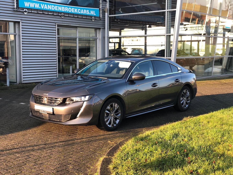 Peugeot 508 1.6 puretech allure tijdelijk op afspraak geopend/proefrit aan huis / automaat / navi / climate / parkeerhulp /