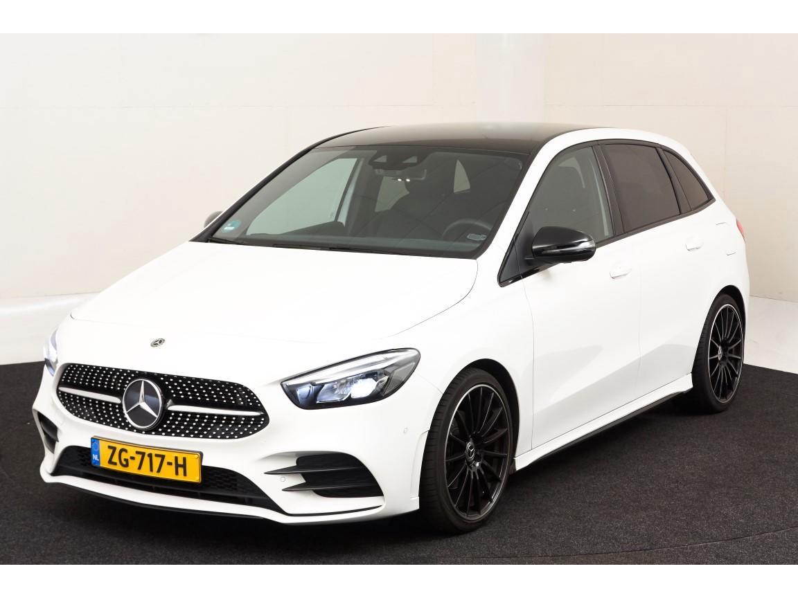 Mercedes-benz B-klasse 200 business solution amg wegklapbare trekhaak / nl auto