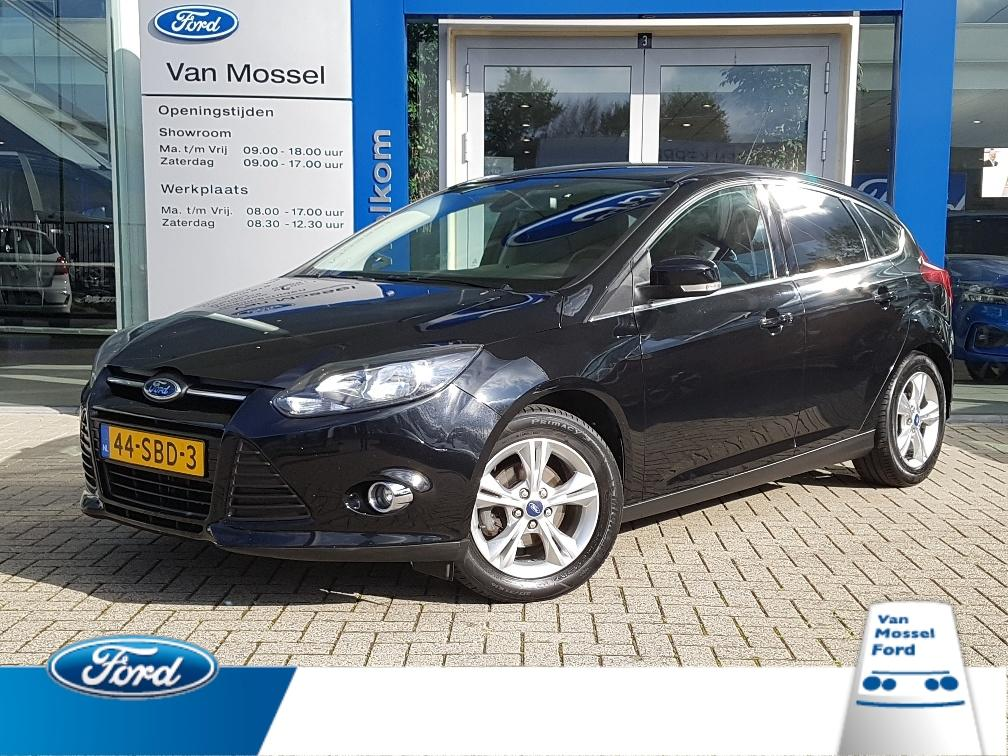 Ford Focus 1.6 ti-vct 125pk trend sport (btw-auto)