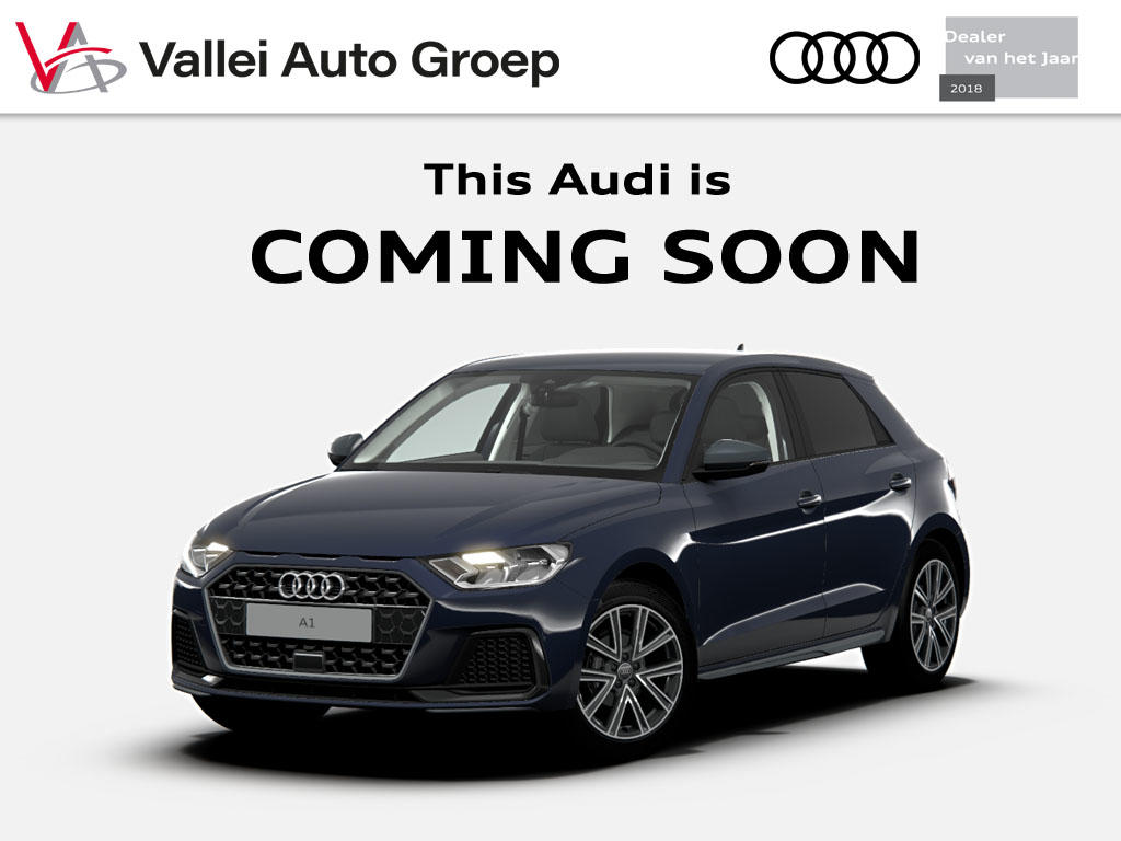 Audi A1 Sportback 25 tfsi 95pk advanced epic