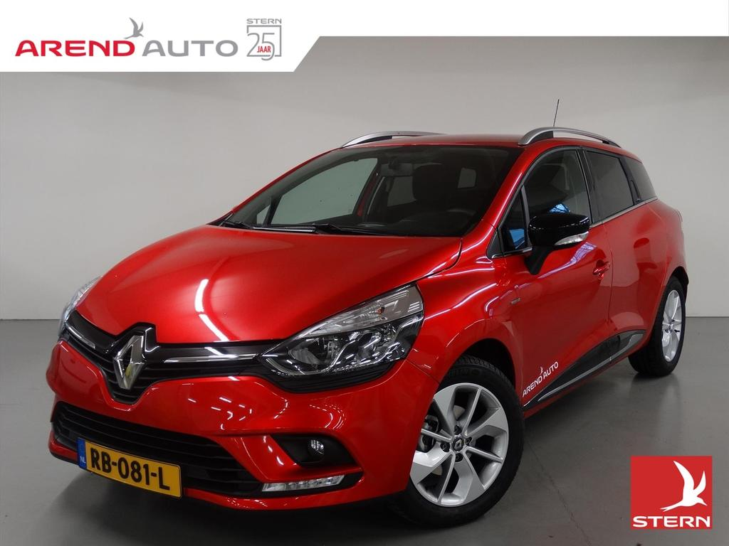 Renault Clio Energy tce 90pk limited