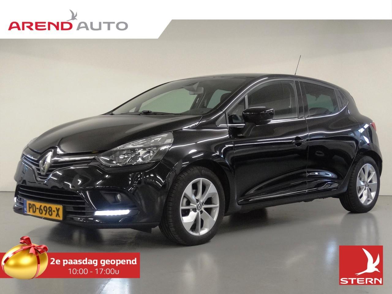 Renault Clio Energy dci 90pk eco2 s&s limited