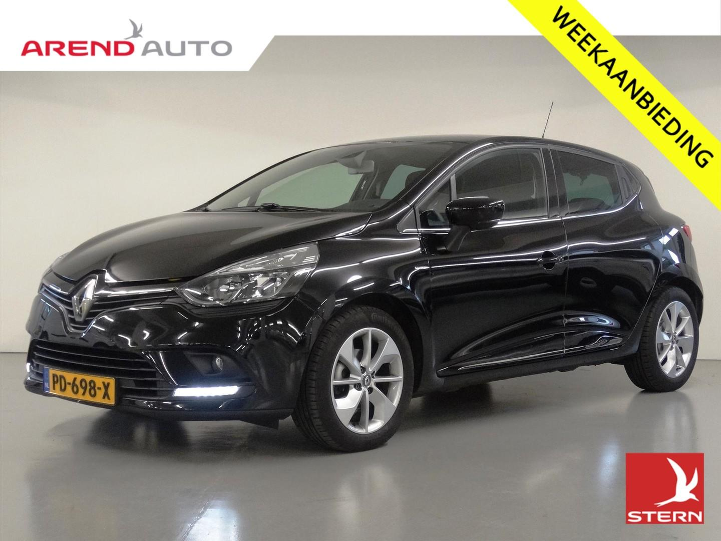 Renault Clio Energy dci 90pk eco2 s&s limited