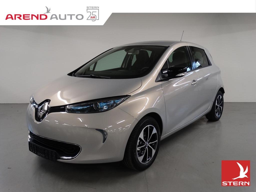 Renault Zoe R110 Limited Leveren Dec 2018 Mia Bij Arend Auto