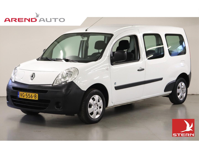 Renault Kangoo Maxi 5-persoons z.e. batterijhuur