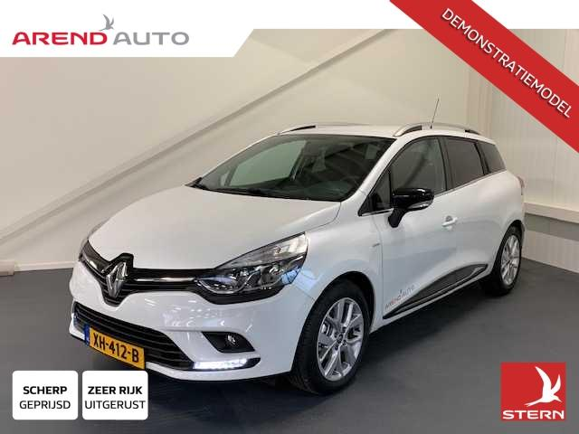 Renault Clio Estate energy tce 90pk eco2 s&s limited