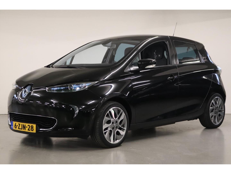Renault Zoe Q210 electric 88pk intens (batterijhuur)