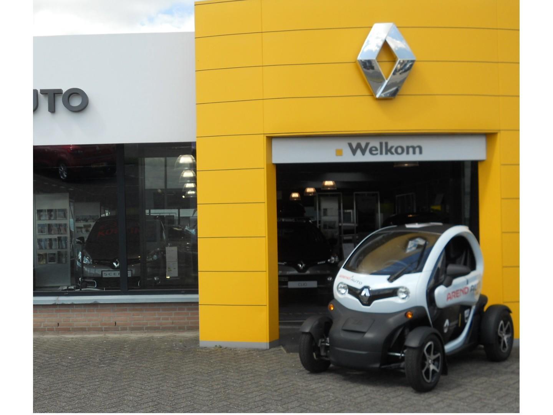 Renault Twizy Cargo 80 automaat 100% elektrisch