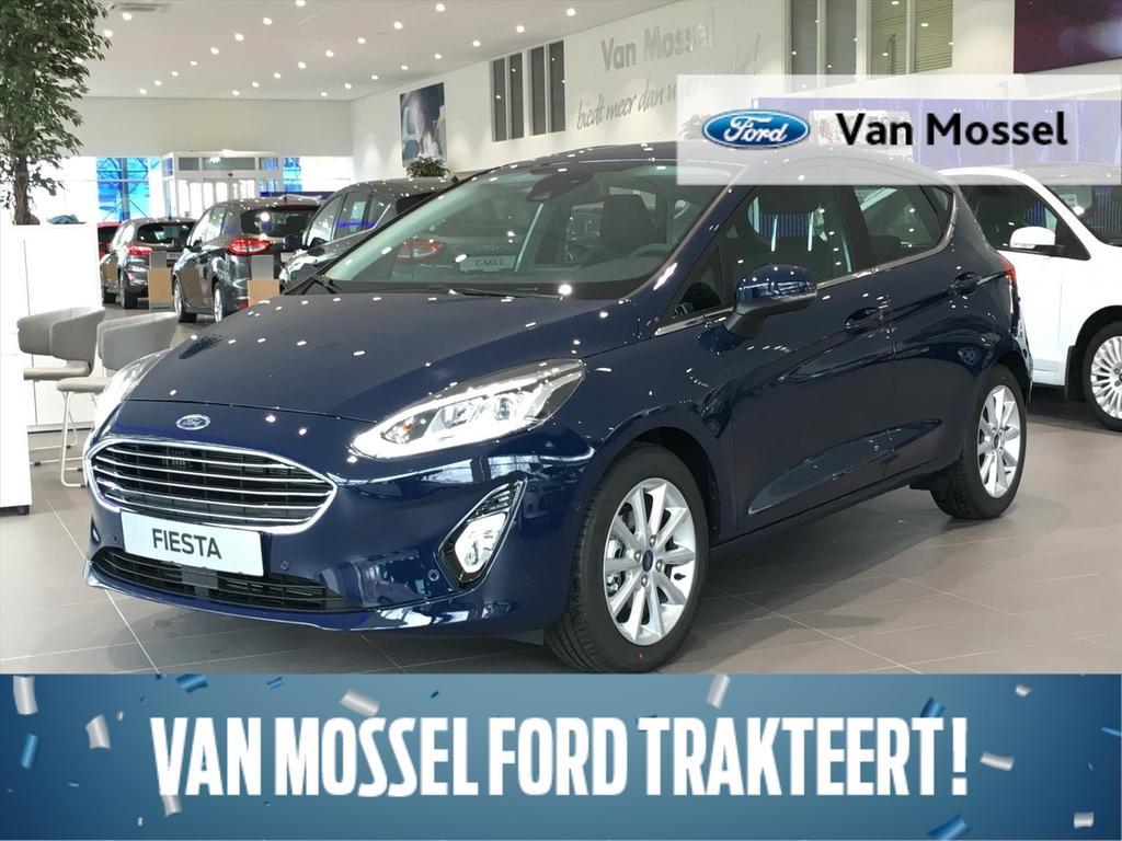 Ford Fiesta 1.0 ecoboost 100pk 5-deurs titanium nu voor €315 per maand!
