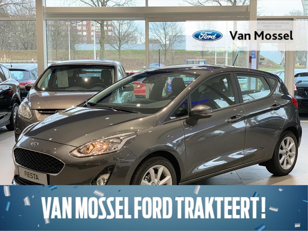 Ford Fiesta 1.1 85pk trend nu met €2915,- korting!