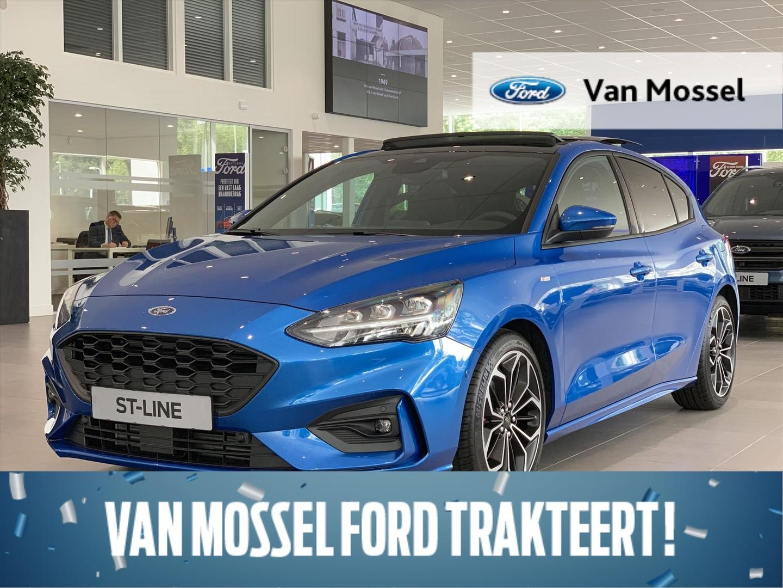 Ford Focus 1.0 ecoboost 125pk st line business nu met €5910 demo voordeel!