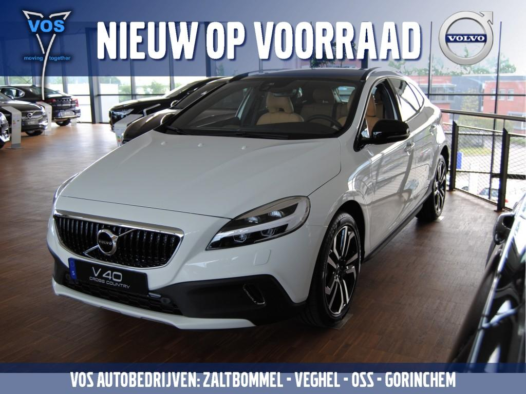 Volvo V40 Cross country t3 geartronic nordic+