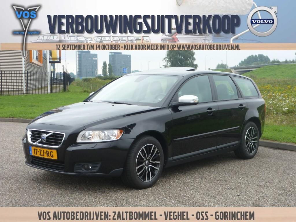 Volvo V50 2.4 geartronic edition ii