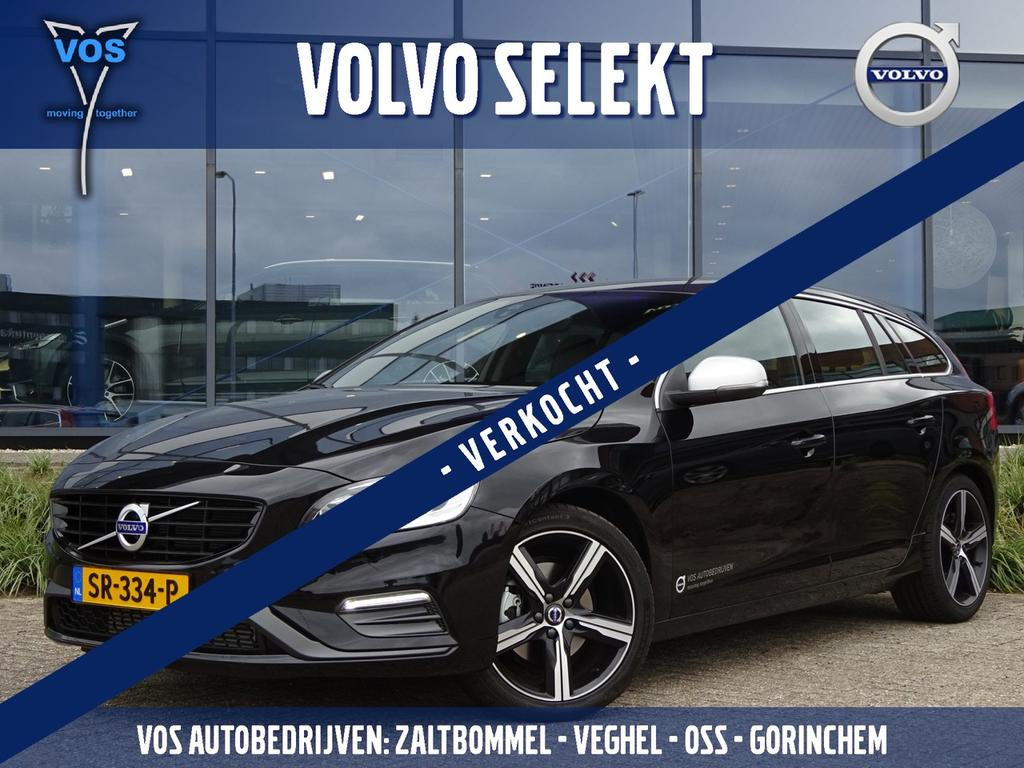 Volvo V60 T4 business sport 191 pk!