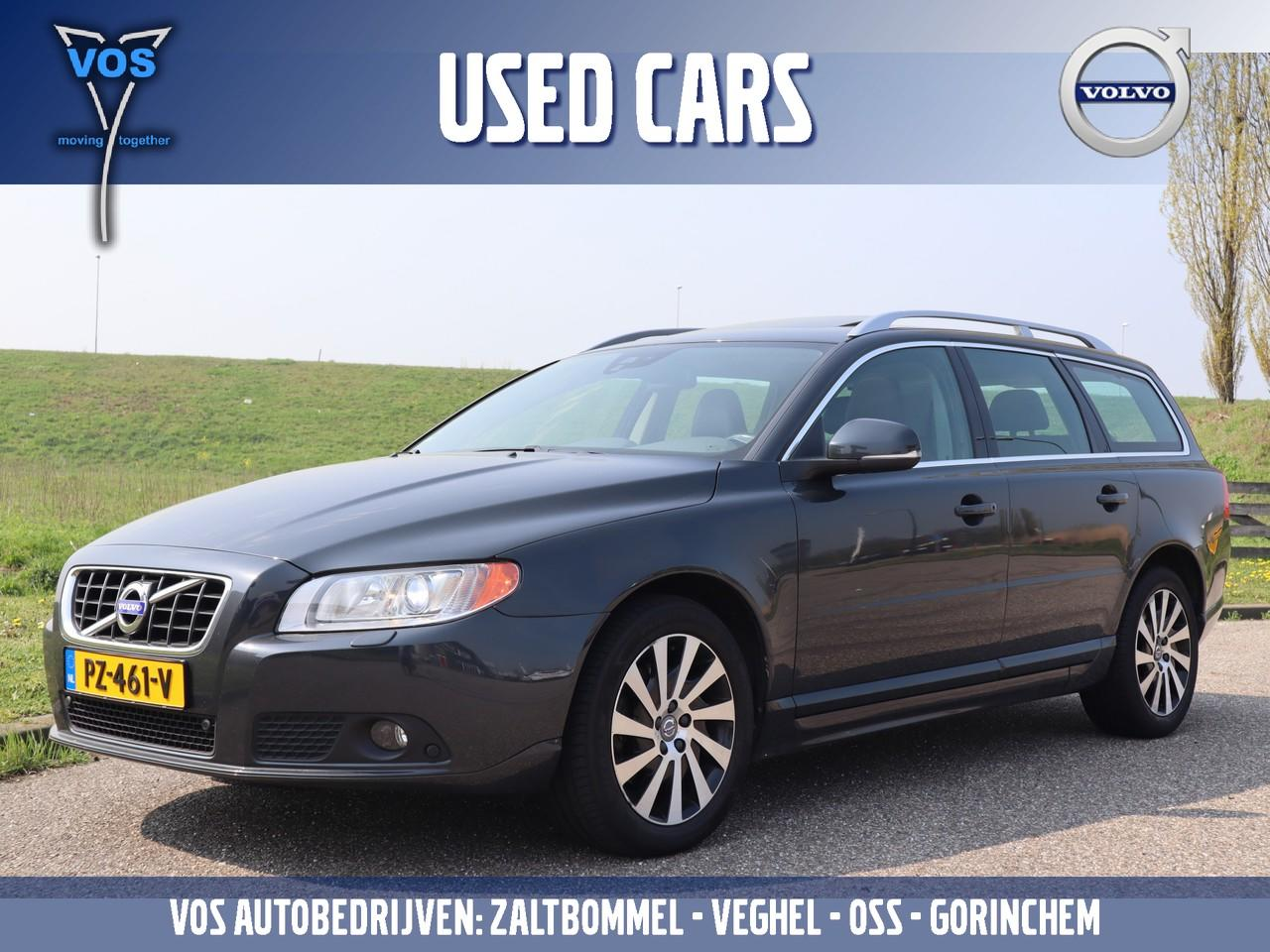 Volvo V70 D3 limited edition luxury line