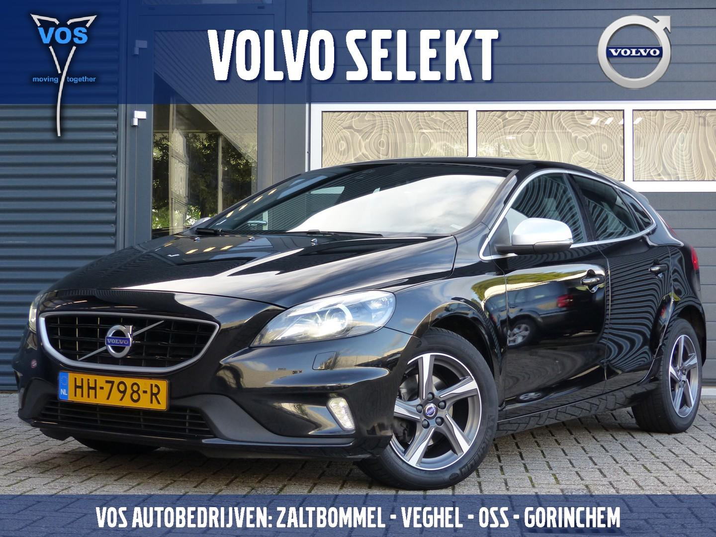 Volvo V40 2.0 d2 r-design business sport