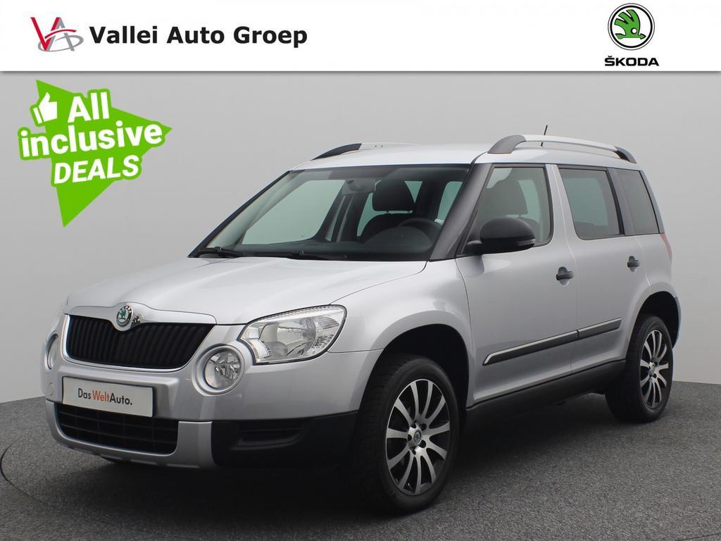 Škoda Yeti 1.2 tsi 105pk active all-inclusive