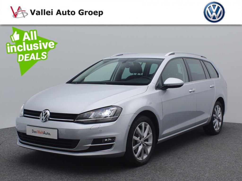 Volkswagen Golf Variant 1.4 tsi 125pk dsg highline all-inclusive