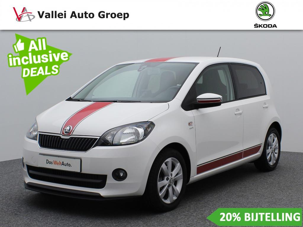 Škoda Citigo 1.0 60pk greentech sport all-inclusive
