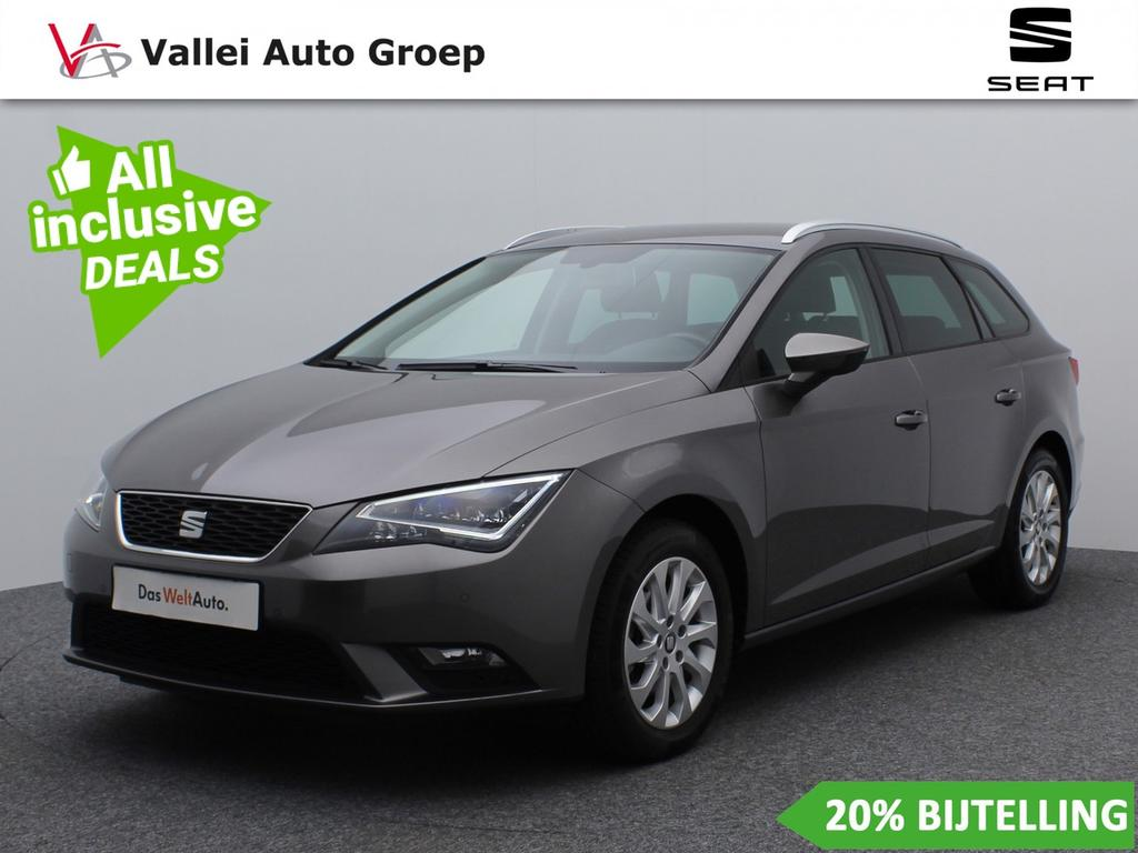 Seat Leon St 1.2 tsi 110pk dsg style business all-inclusive