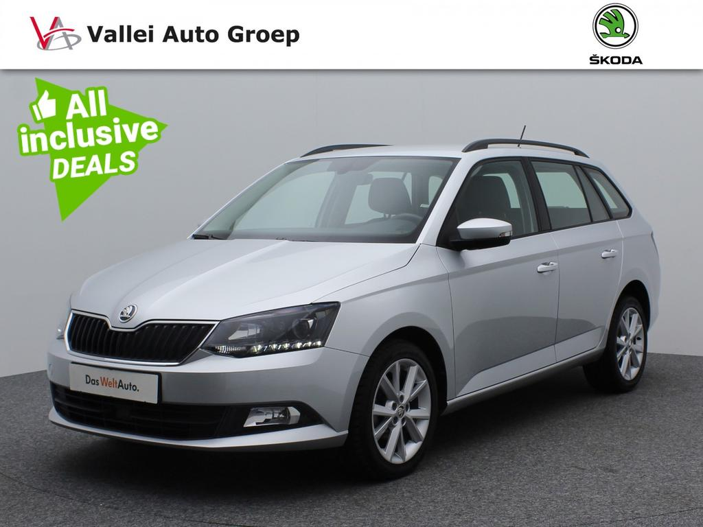 Škoda Fabia Combi 1.2 tsi 90pk ambition all-inclusive