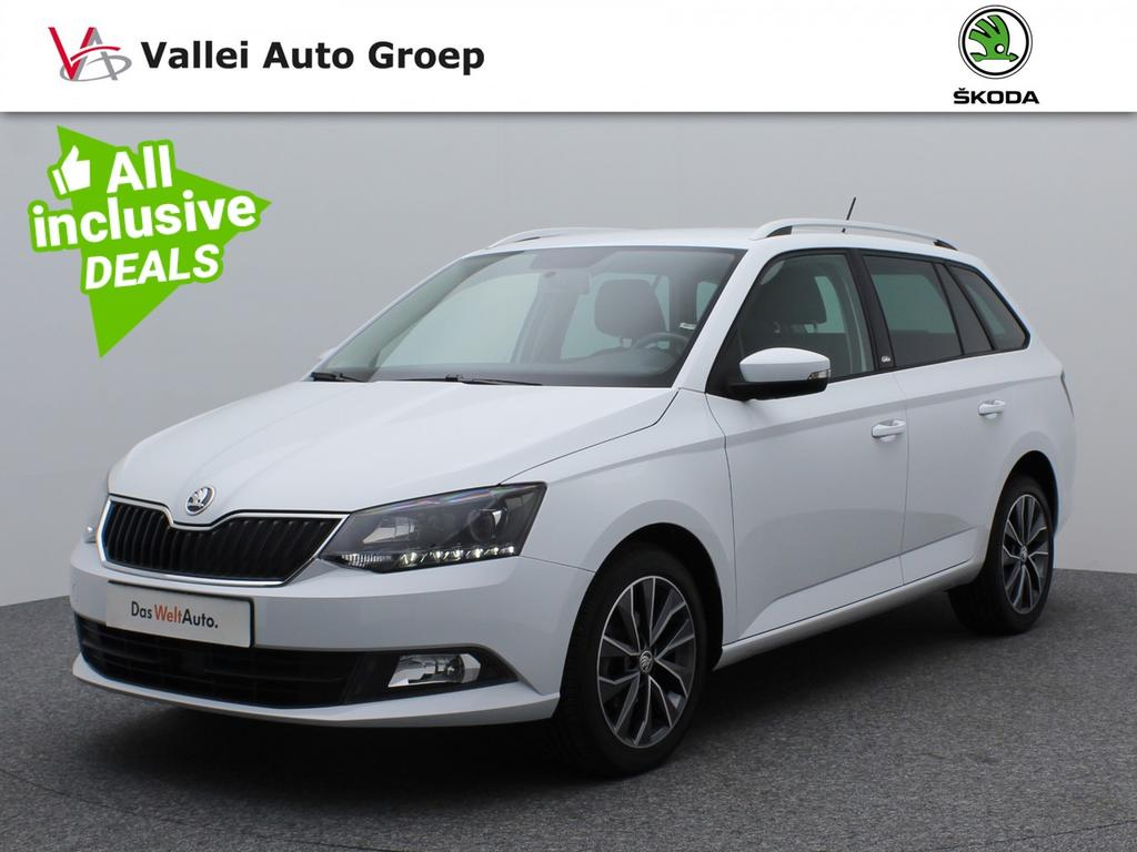 Škoda Fabia Combi 1.2 tsi 90pk edition all-inclusive