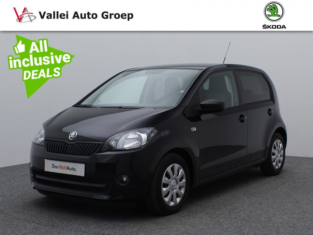Škoda Citigo 1.0 60pk greentech arctic all-inclusive