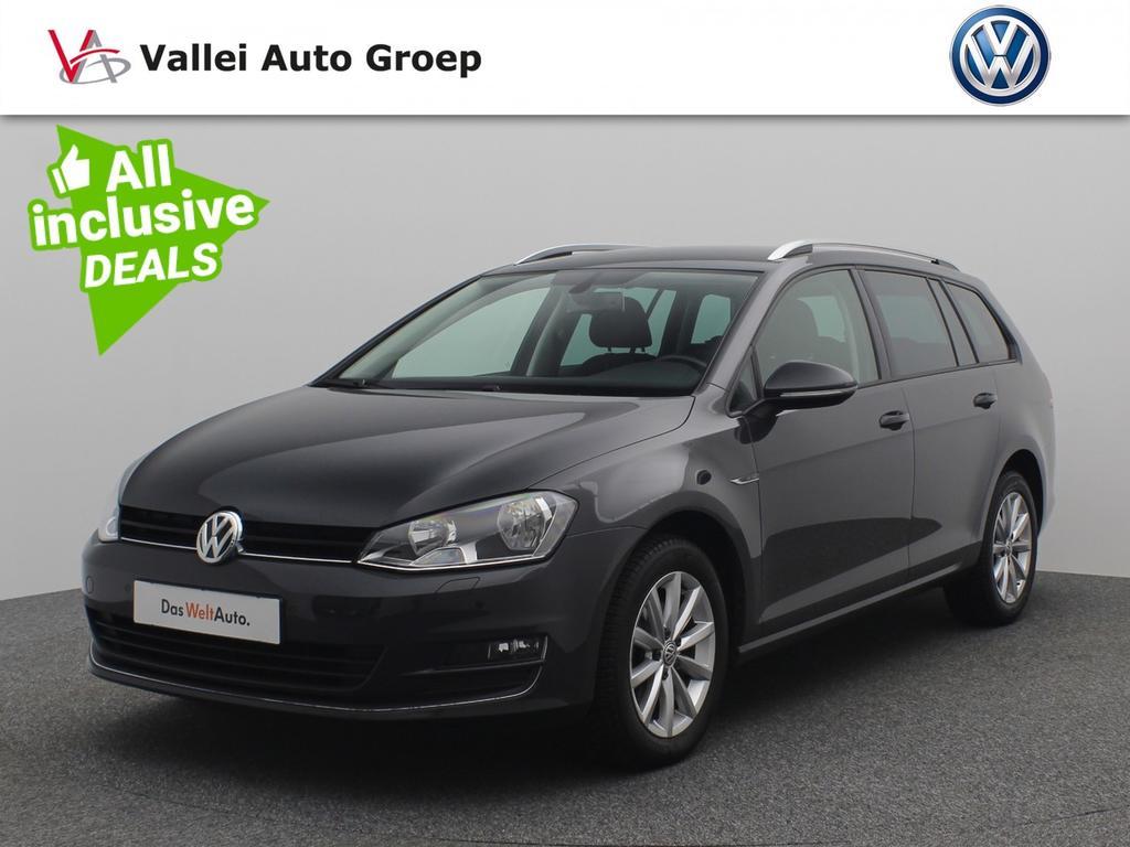 Volkswagen Golf Variant 1.6 tdi 110pk lounge all-inclusive