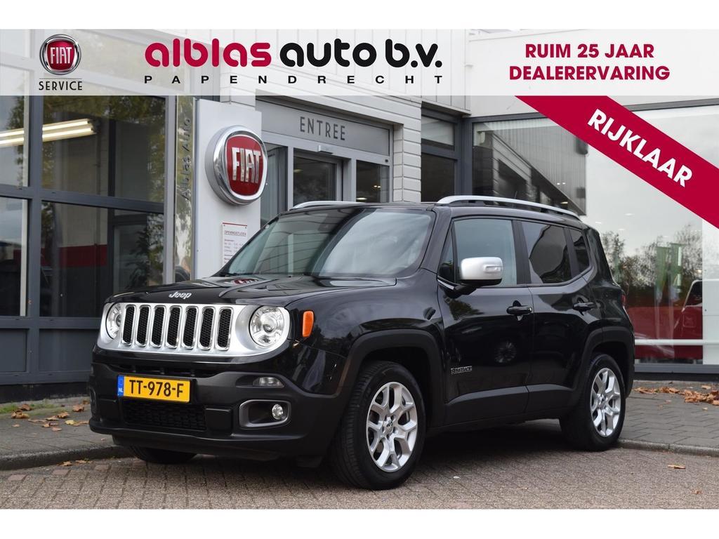 Jeep Renegade 1.4 multiair limited