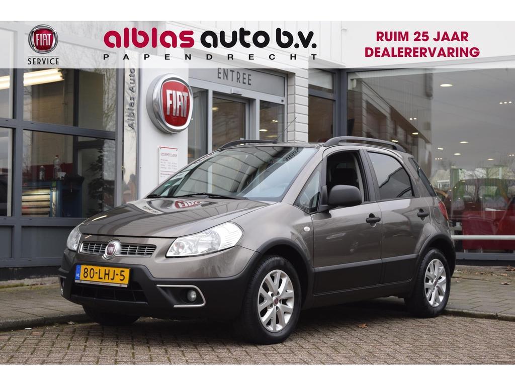 Fiat Sedici 1.6 16v young