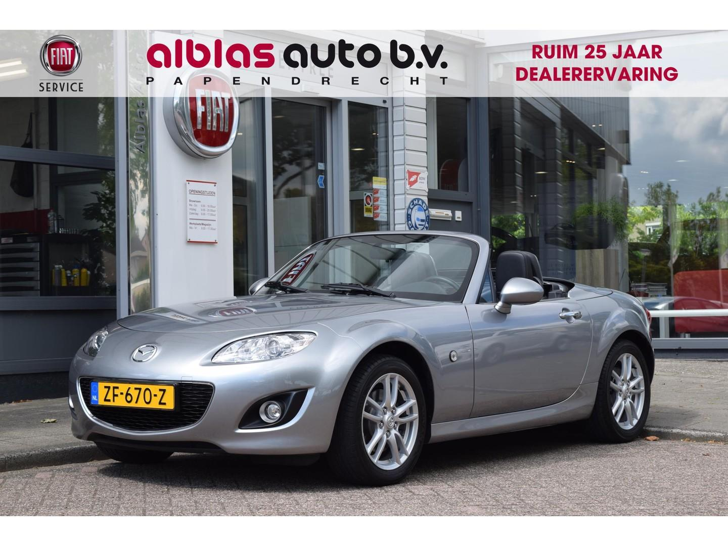 Mazda Mx-5 Roadster coupé 1.8 ts