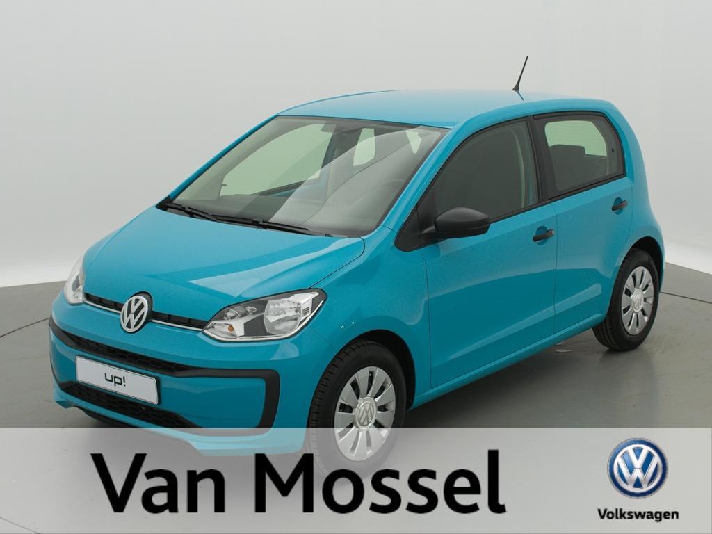 Volkswagen Up! 1.0 60pk 5-deurs bmt take up! airco navvk