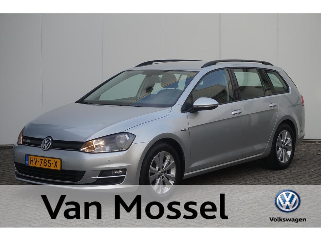 Volkswagen Golf Variant 1.6tdi 110pk comfortline, navi, clima