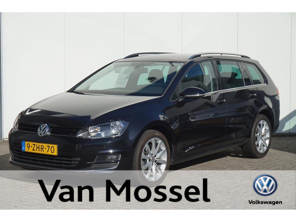 """Volkswagen Golf Variant 1.6 tdi 110pk highline, navi, trekh """"sale"""""""