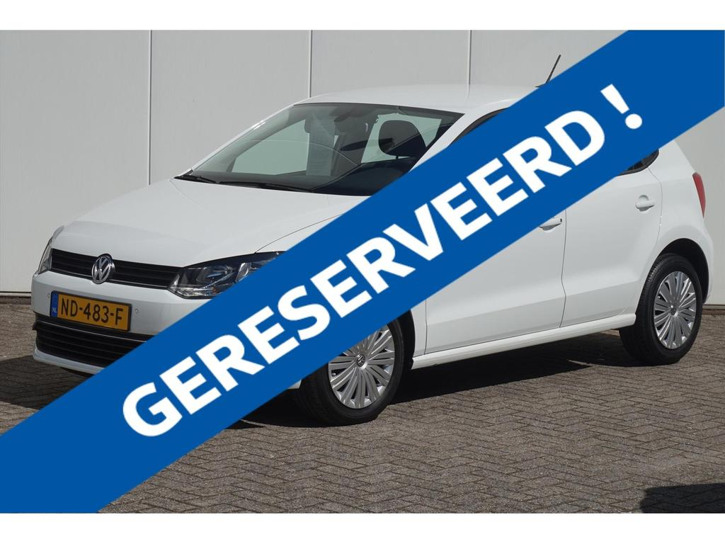 Volkswagen Polo 1.4 tdi 90pk 5d bmt connected series