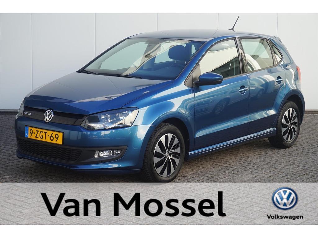 Volkswagen Polo 1.4 tdi 75pk 5d bluemotion bluemotion