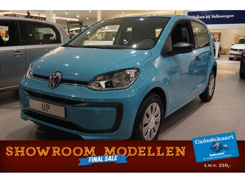 Volkswagen Up! 1.0 60pk 5d bmt take up! navvk