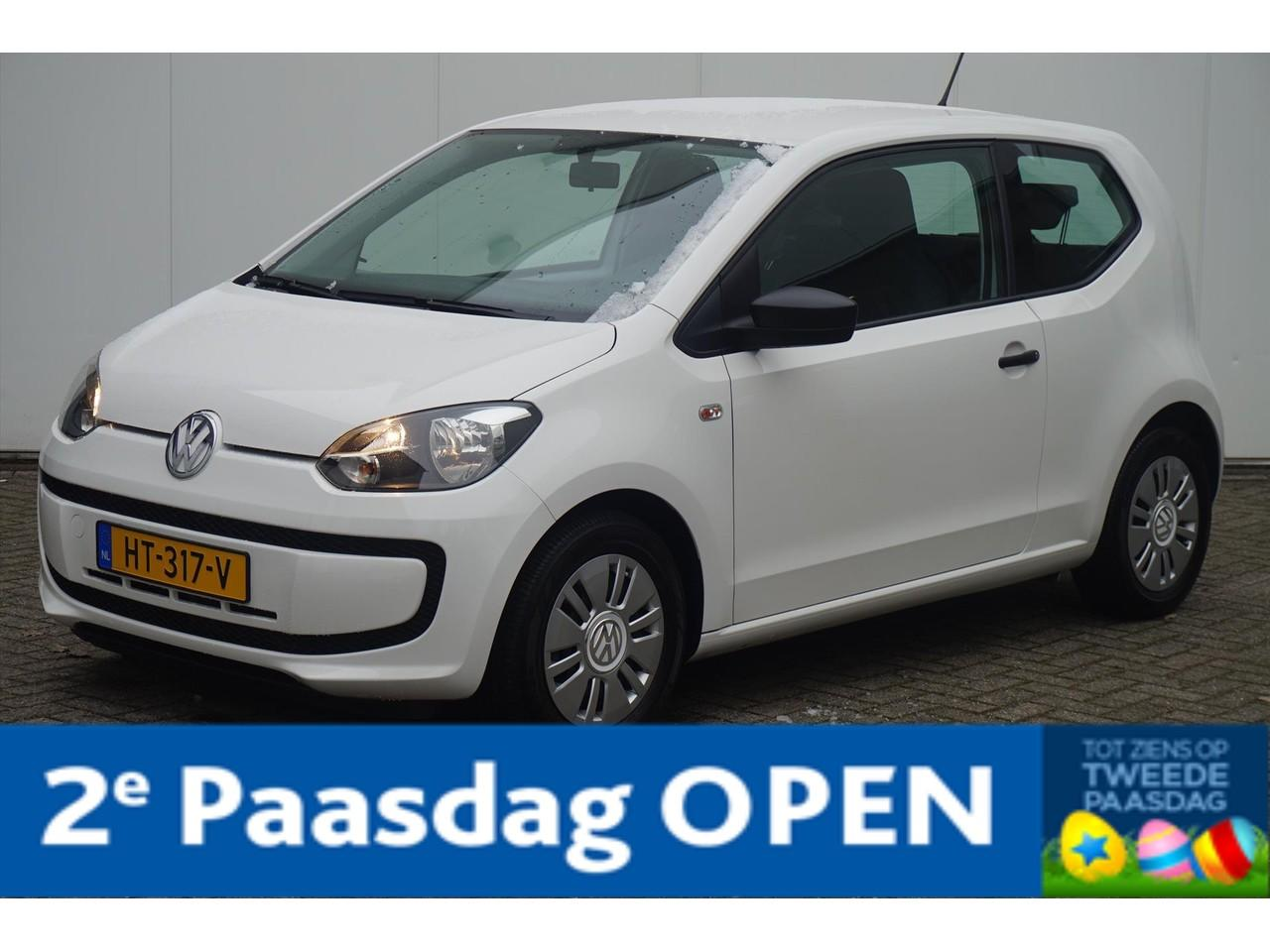 Volkswagen Up! 1.0 60pk 3d bmt take up!