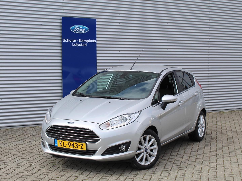 Ford Fiesta 1.5tdci (95pk) titanium 5-drs