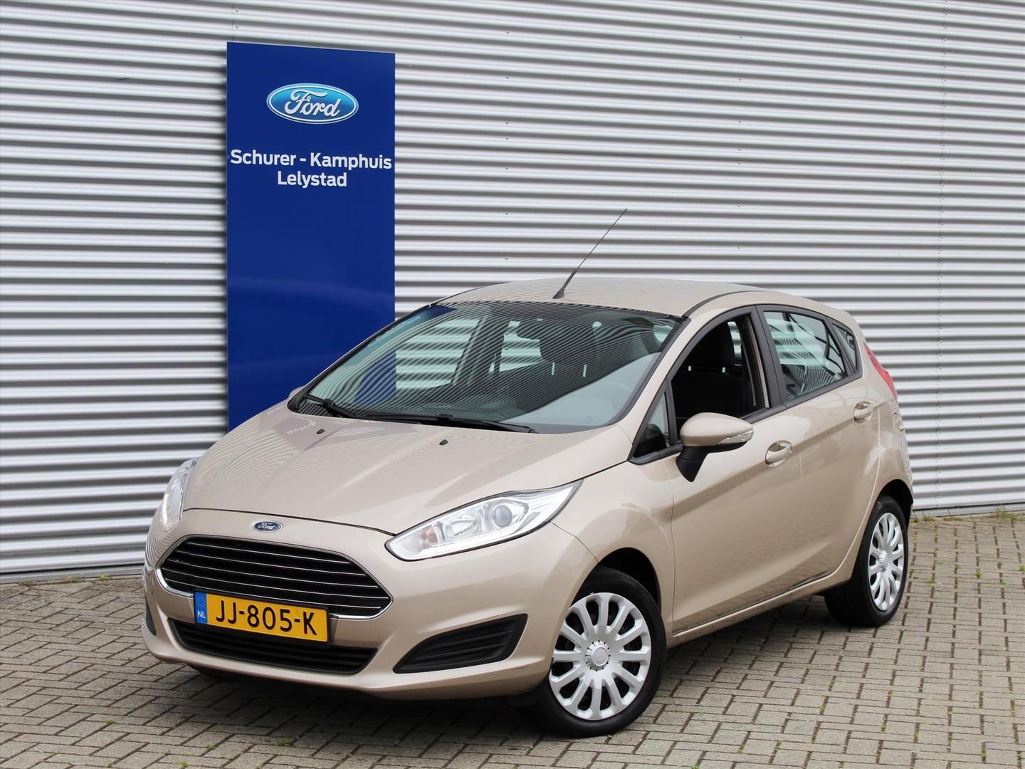 Ford Fiesta 1.0 5-drs style navigator