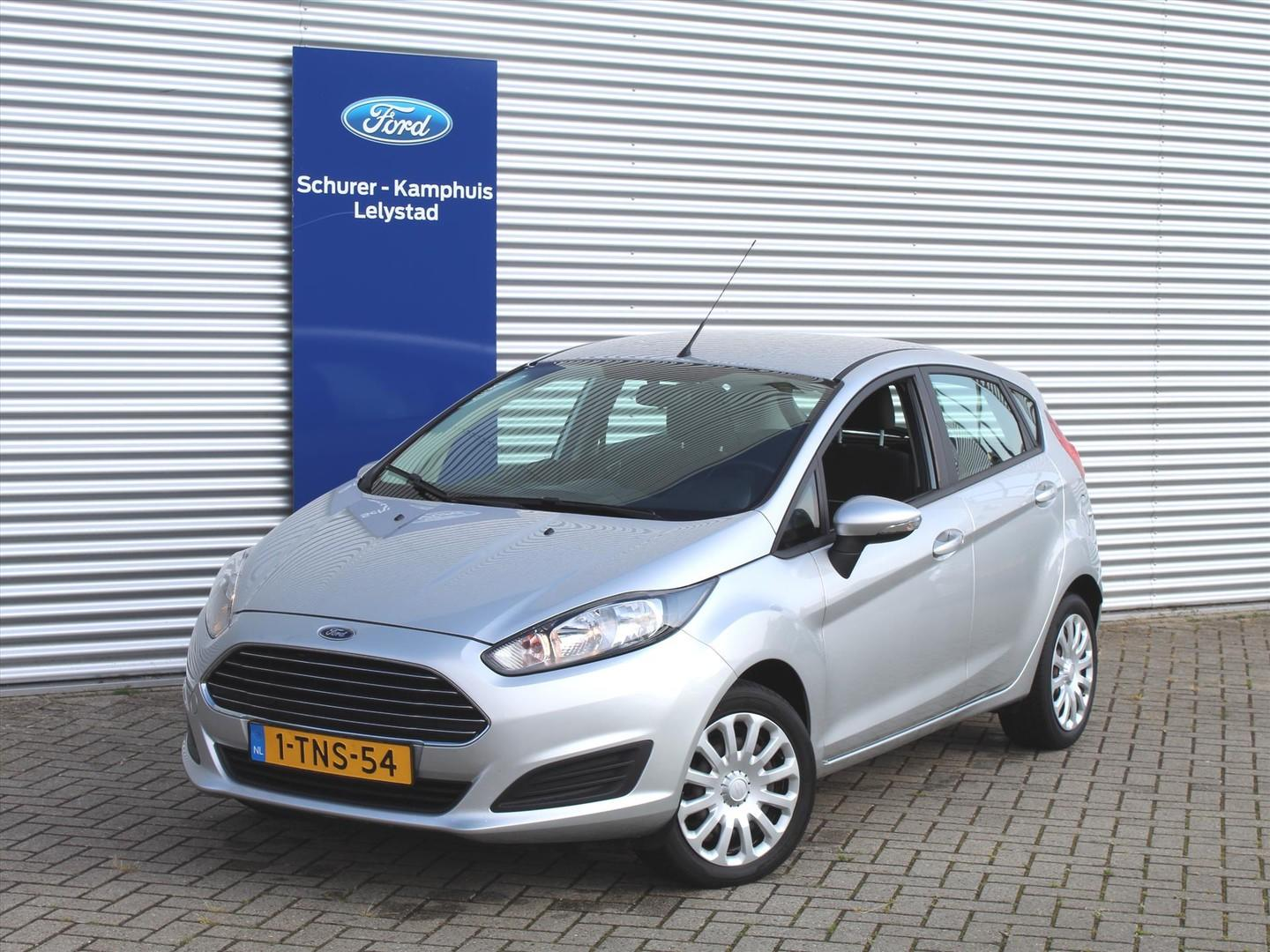 Ford Fiesta 1.0 (65pk) cruise style