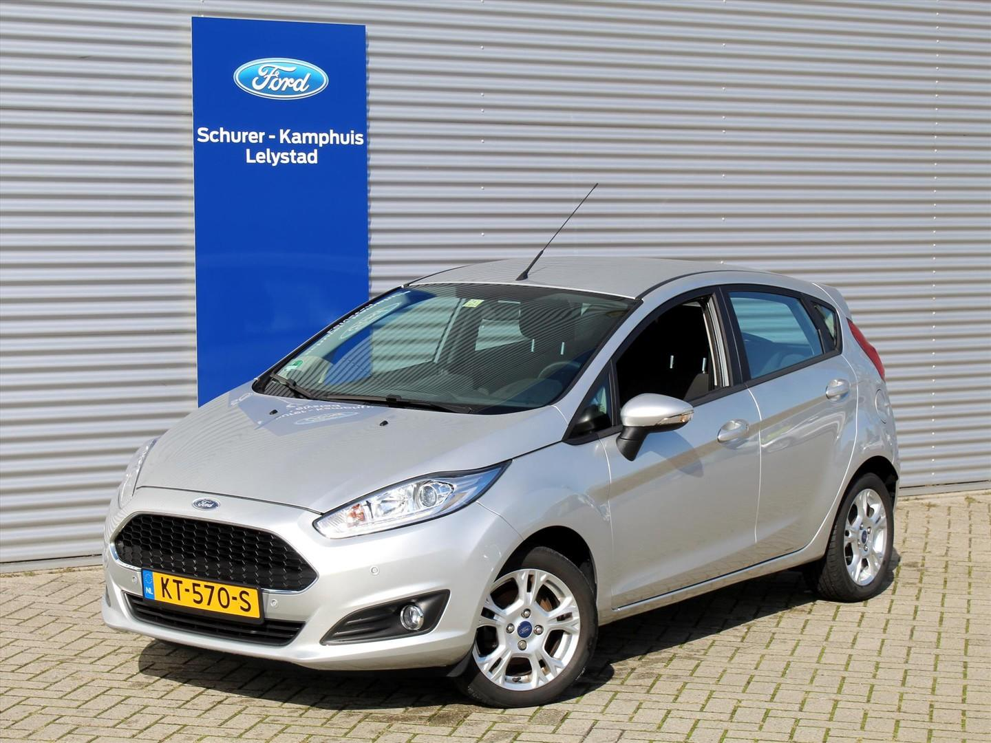 Ford Fiesta 1.0 (80pk) 5-drs style ultimate