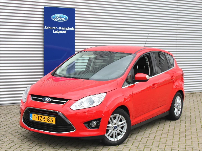 Ford C-max 1.6 ecoboost (150pk) titanium trekhaak 1500kg!